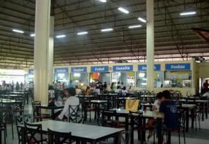 โรงอาหารกิจกรรม 1